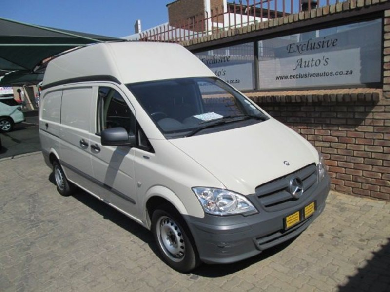 Mercedes-Benz Vito 116 2012 photo - 5