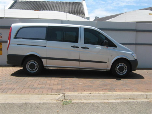 Mercedes-Benz Vito 116 2012 photo - 6