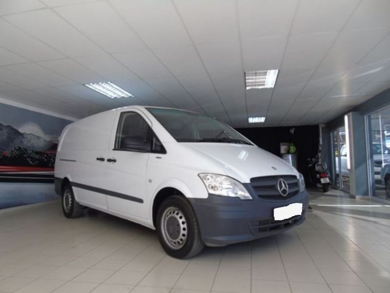 Mercedes-Benz Vito 116 2012 photo - 7