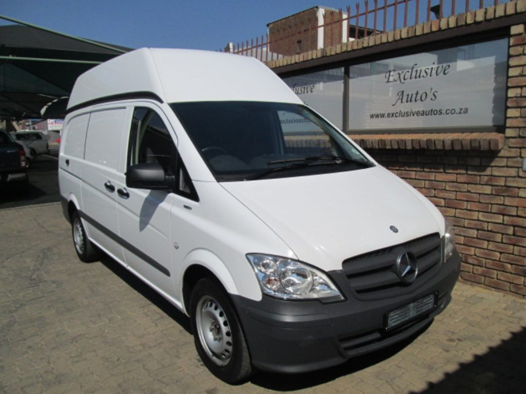 Mercedes-Benz Vito 116 2012 photo - 9