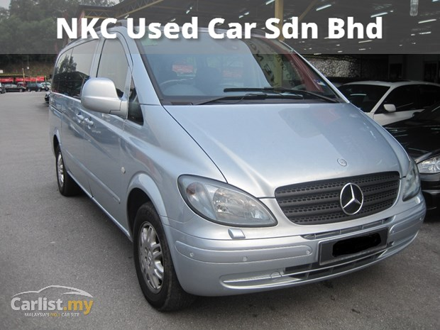 Mercedes-Benz Vito 119 2006 photo - 1