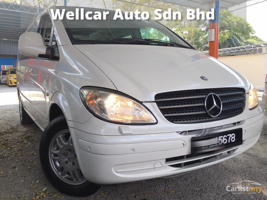 Mercedes-Benz Vito 119 2006 photo - 2