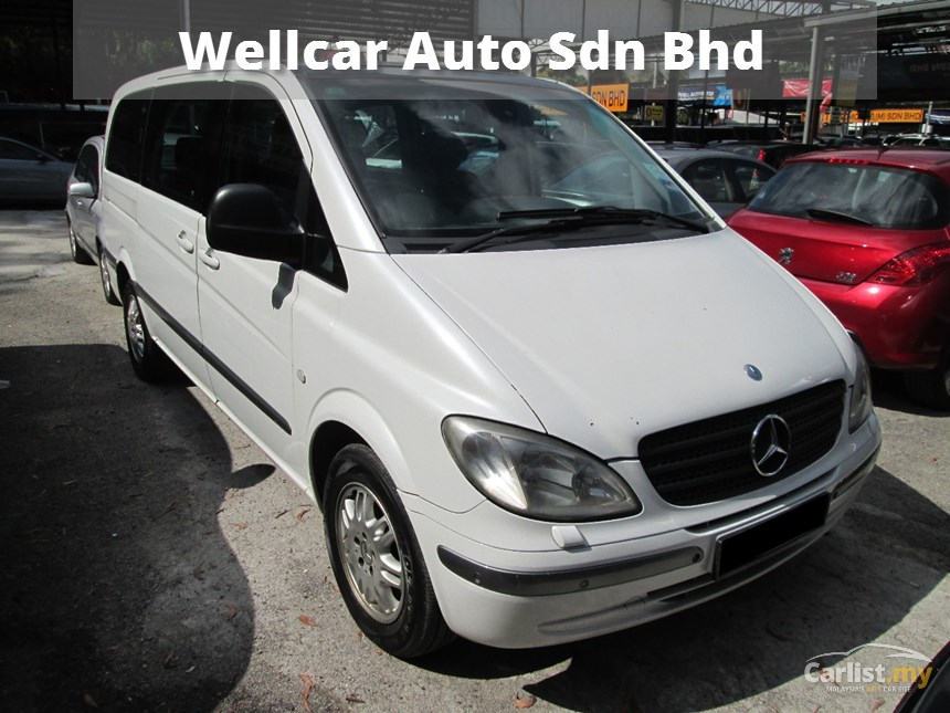 Mercedes-Benz Vito 119 2006 photo - 6