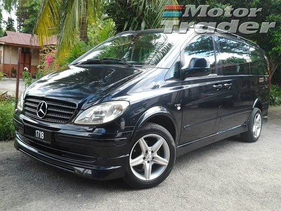 Mercedes-Benz Vito 119 2006 photo - 7