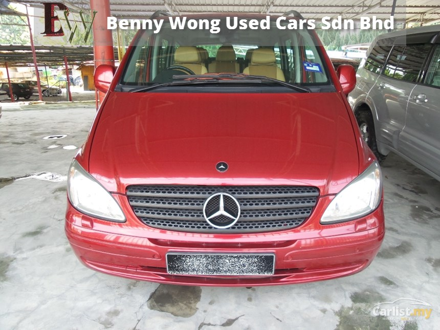 Mercedes-Benz Vito 119 2006 photo - 8