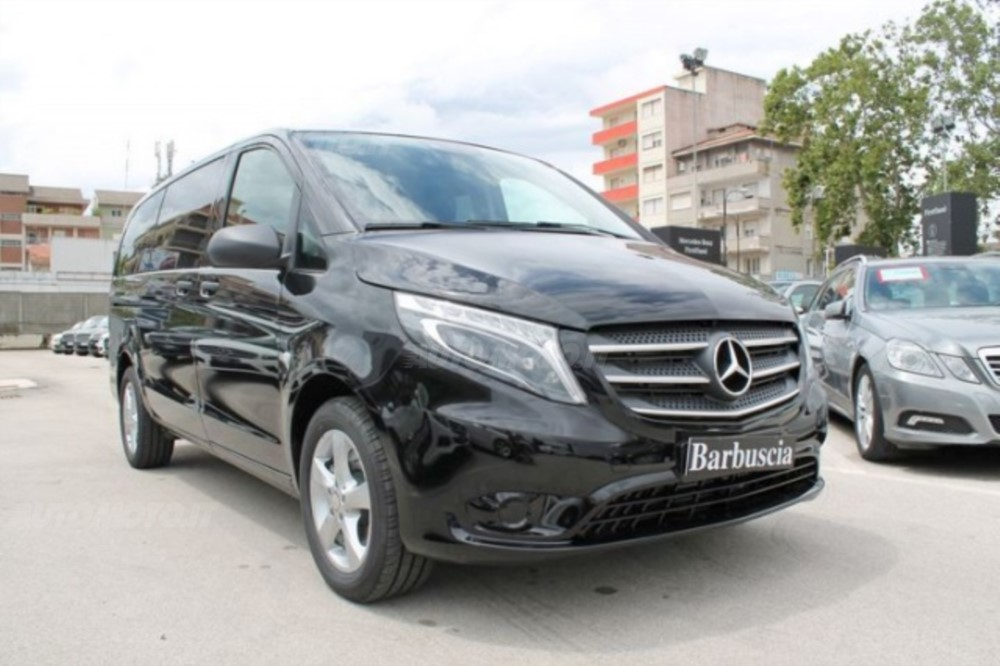 Mercedes-Benz Vito 119 2010 photo - 11