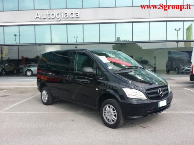 Mercedes-Benz Vito 119 2010 photo - 3