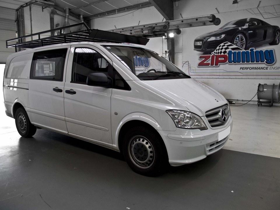 Mercedes-Benz Vito 119 2010 photo - 7