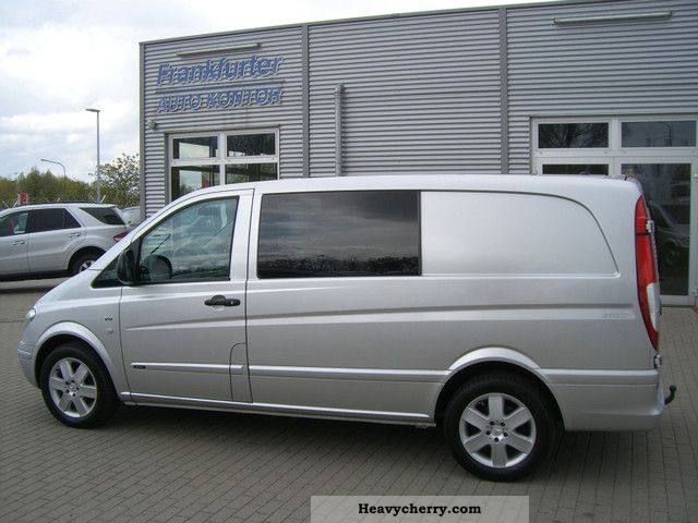 Mercedes-Benz Vito 120 2009 - Technical specifications