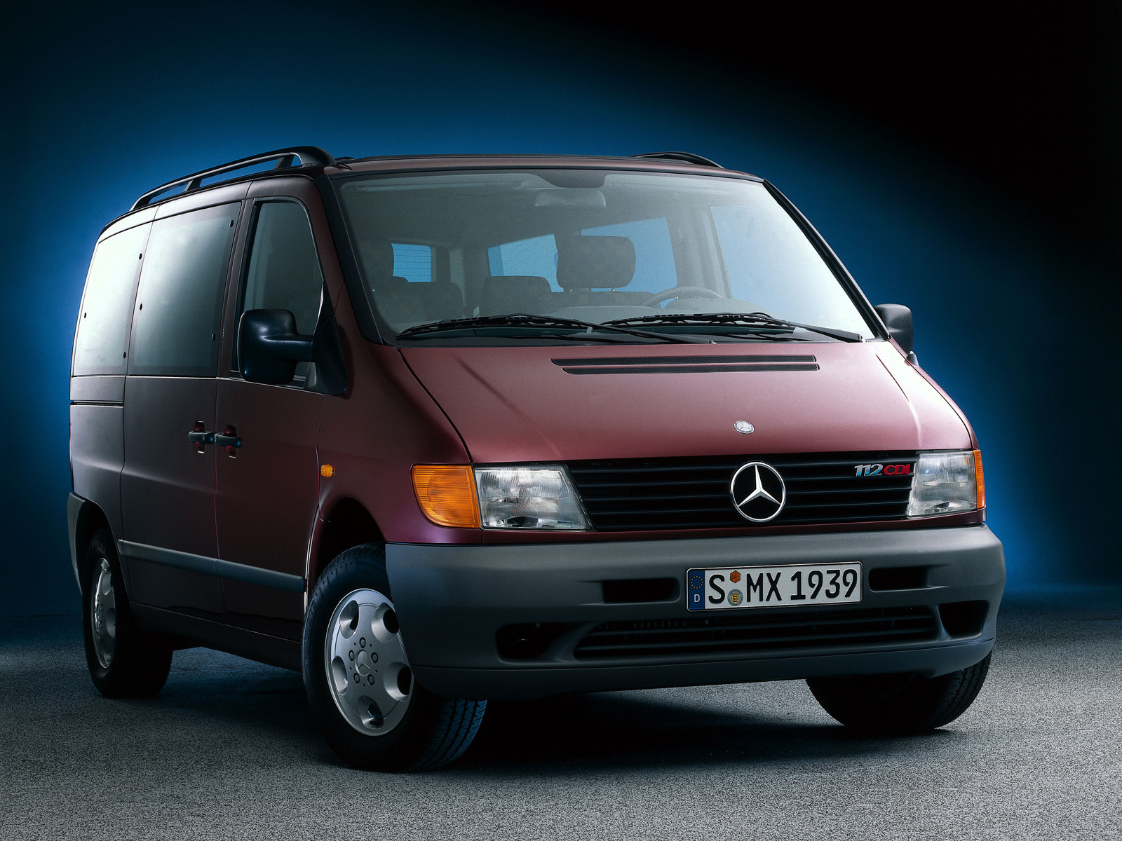 Mercedes-Benz Vito 122 2003 photo - 1