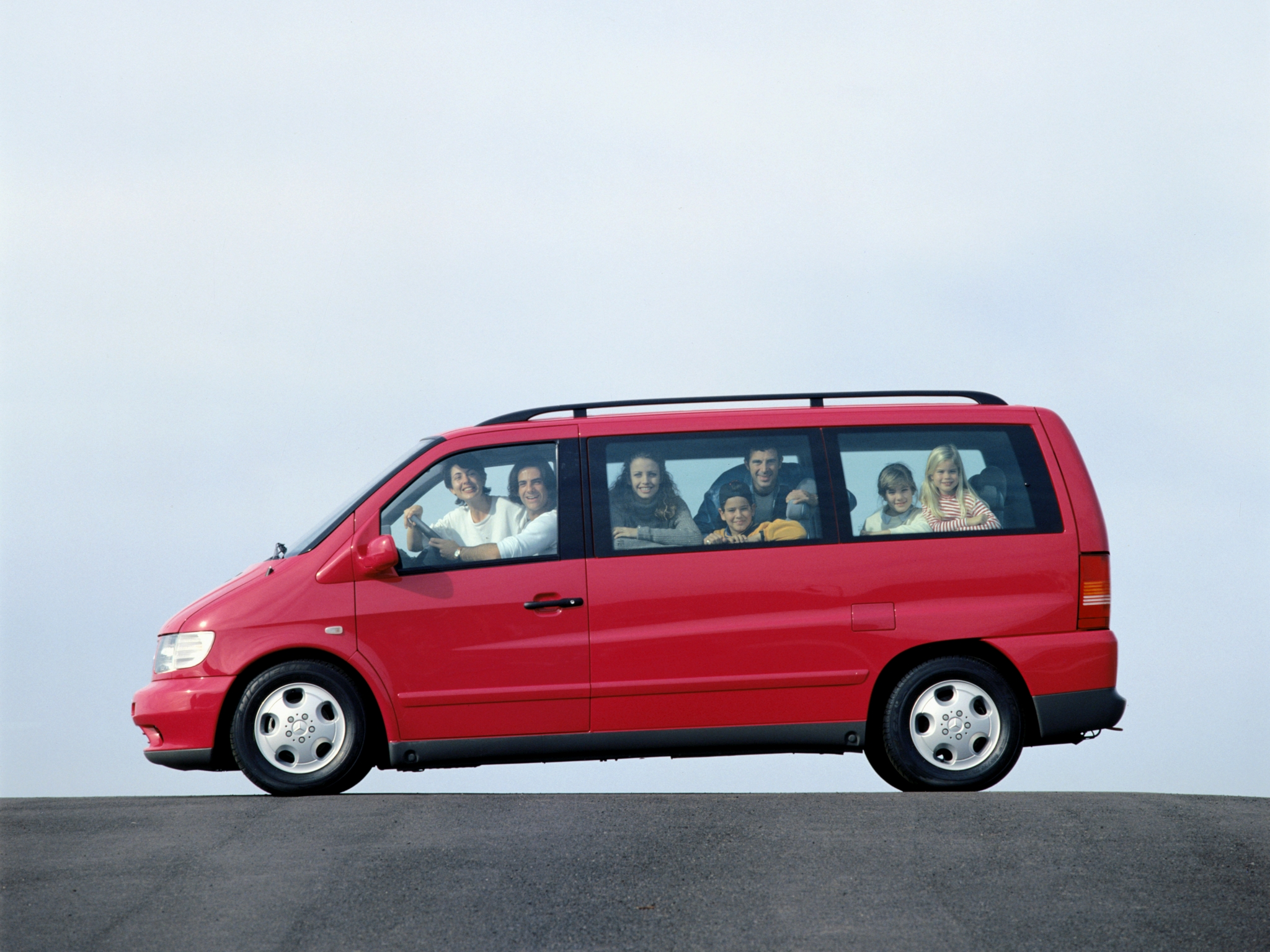 Mercedes-Benz Vito 122 2003 photo - 11