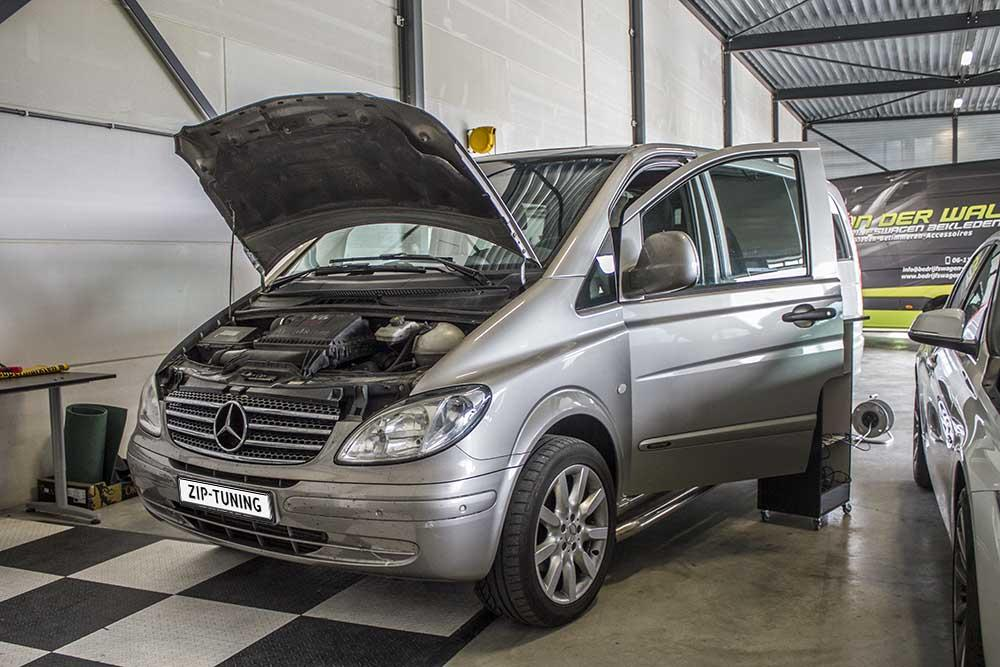 Mercedes-Benz Vito 122 2003 photo - 2