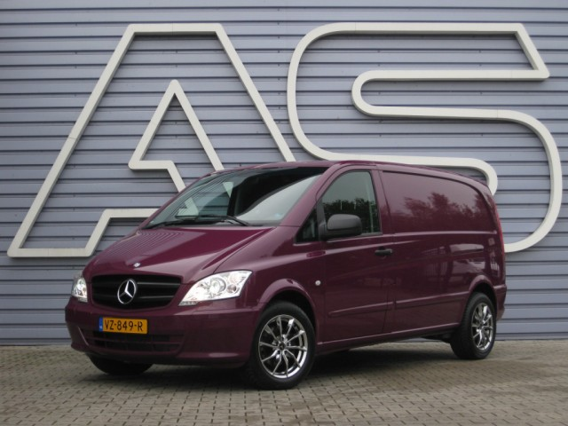 Mercedes-Benz Vito 122 2007 photo - 1