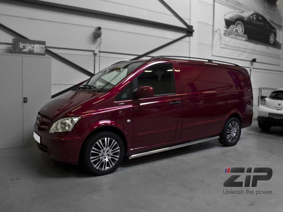 Mercedes-Benz Vito 122 2007 photo - 11