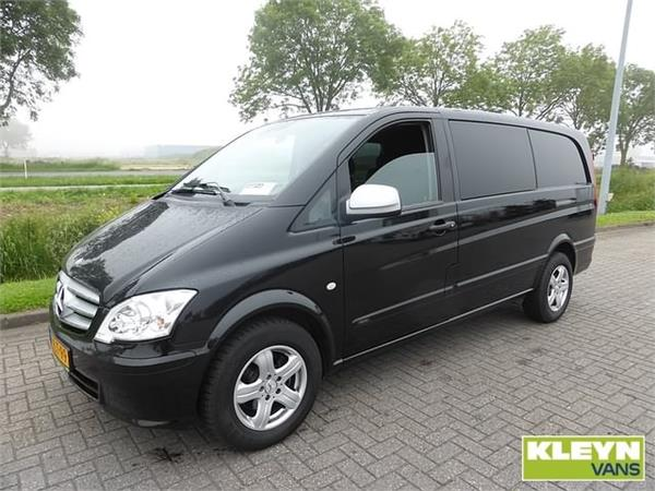 Mercedes-Benz Vito 122 2007 photo - 5