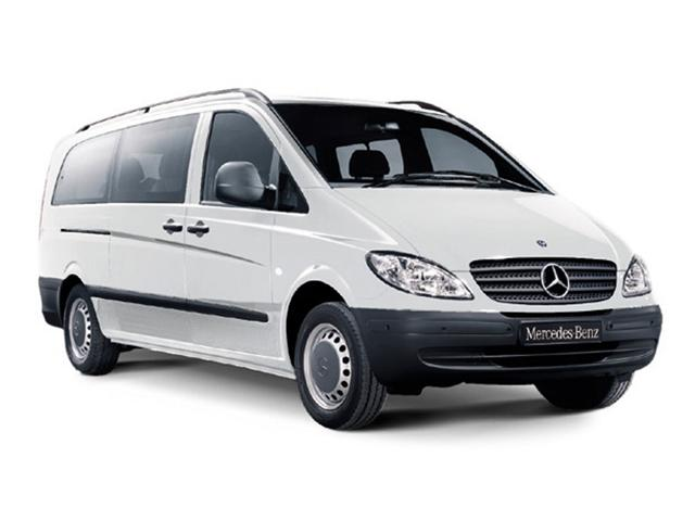 Mercedes-Benz Vito 122 2007 photo - 9