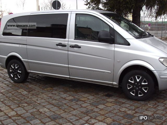 Mercedes-Benz Vito 123 2005 photo - 1