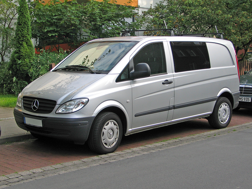 Mercedes-Benz Vito 123 2005 photo - 12