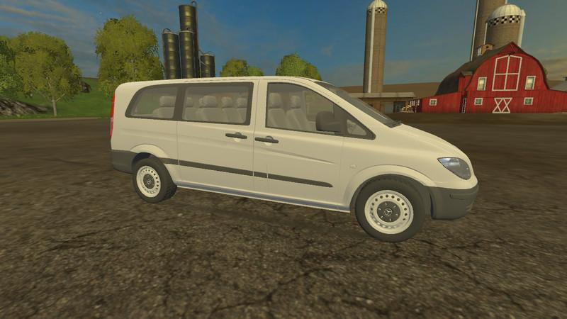 Mercedes-Benz Vito 123 2005 photo - 2