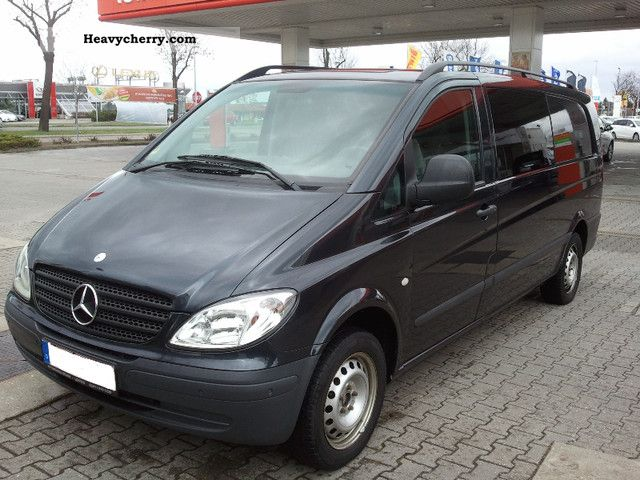 Mercedes-Benz Vito 123 2005 photo - 5