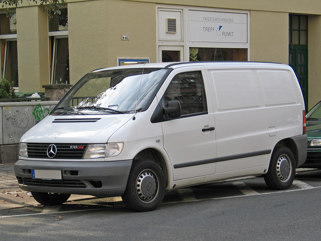 Mercedes-Benz Vito 123 2005 photo - 6
