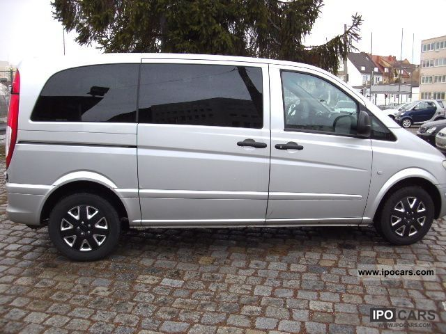 Mercedes-Benz Vito 123 2005 photo - 8