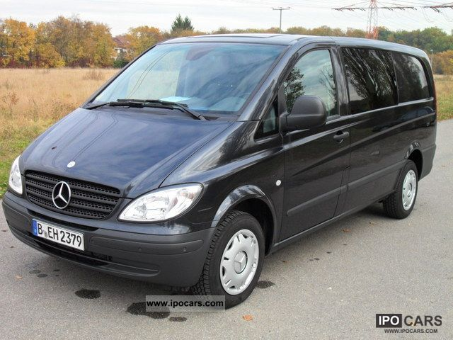Mercedes-Benz Vito 123 2007 photo - 1