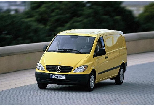 Mercedes-Benz Vito 123 2007 photo - 10