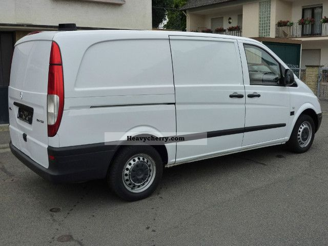 Mercedes-Benz Vito 123 2007 photo - 12