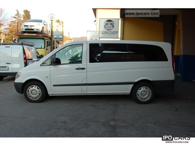 Mercedes-Benz Vito 123 2007 photo - 2