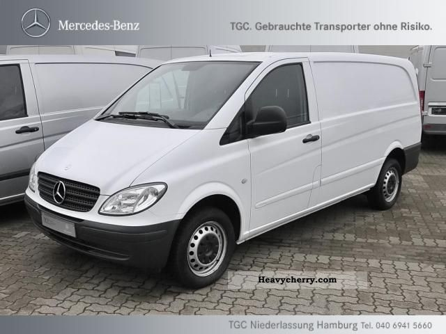 Mercedes-Benz Vito 123 2007 photo - 3