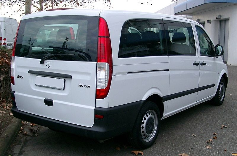 Mercedes-Benz Vito 123 2007 photo - 4