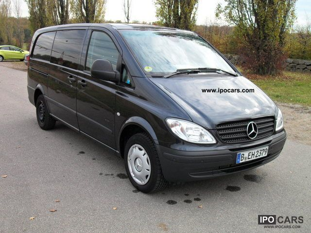 Mercedes-Benz Vito 123 2007 photo - 5