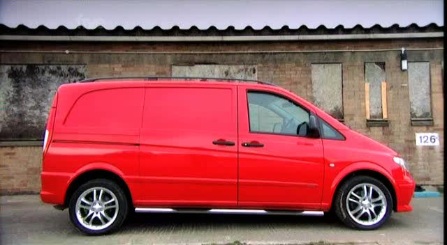 Mercedes-Benz Vito 123 2007 photo - 7