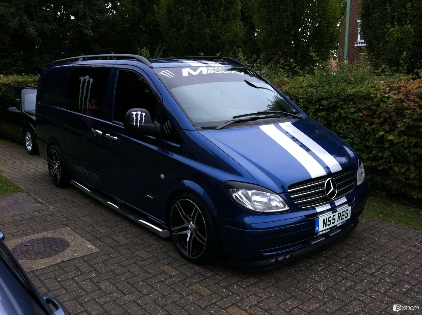 Mercedes-Benz Vito 123 2007 photo - 8