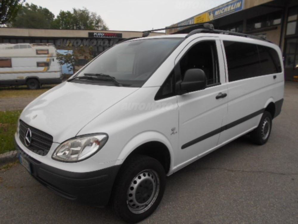 Mercedes-Benz Vito 123 2007 photo - 9