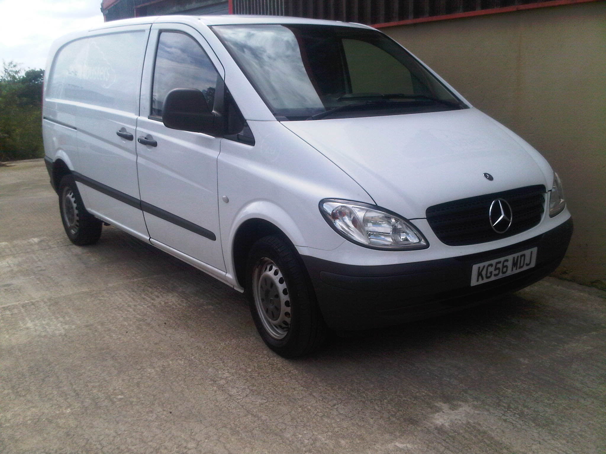 Mercedes-Benz Vito 126 2006 Technical specifications | Interior and Exterior Photo