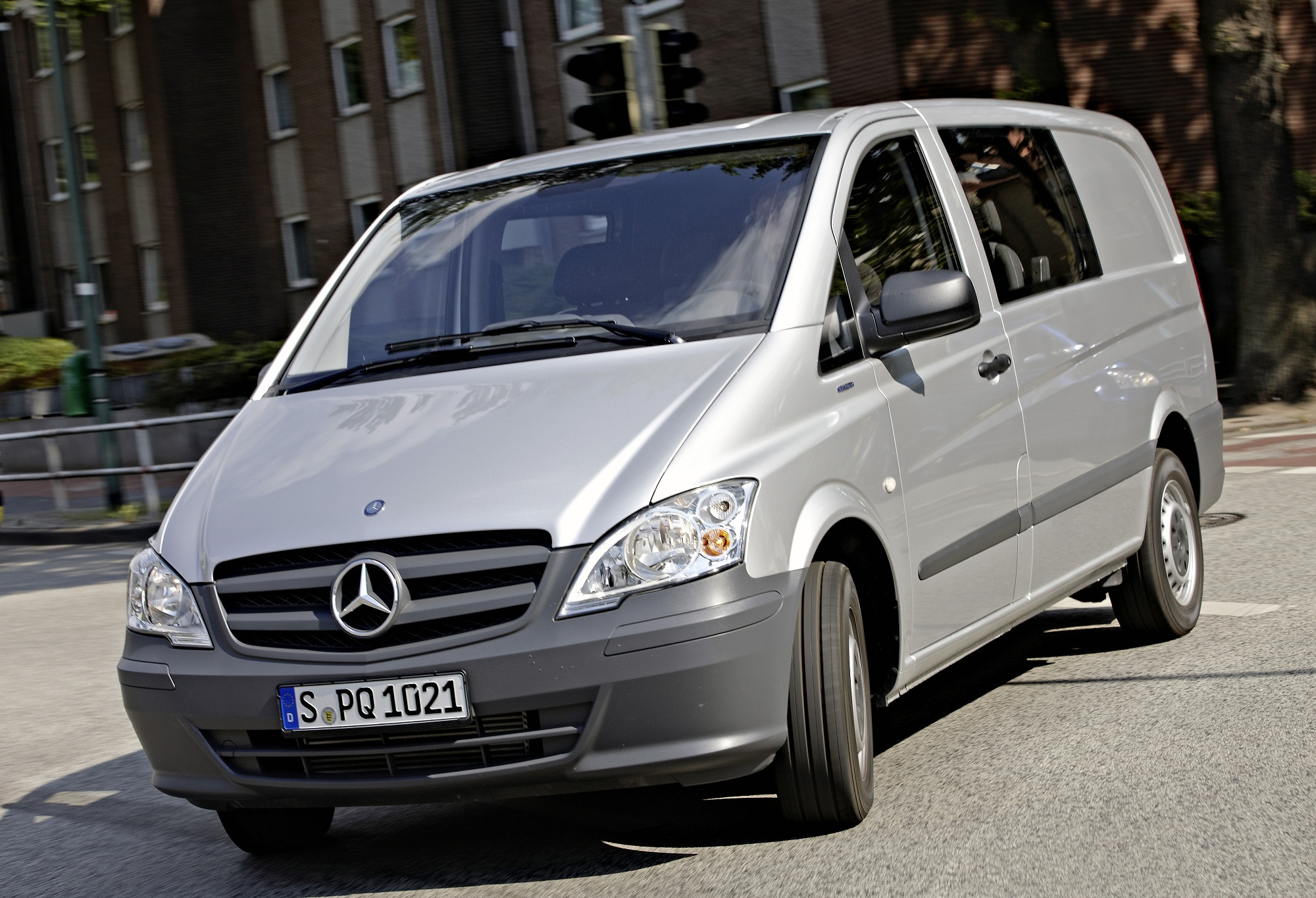 Mercedes-Benz Vito 126 2010 photo - 1