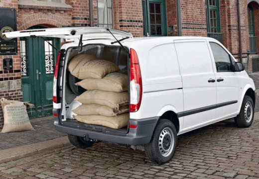 Mercedes-Benz Vito 126 2010 photo - 10