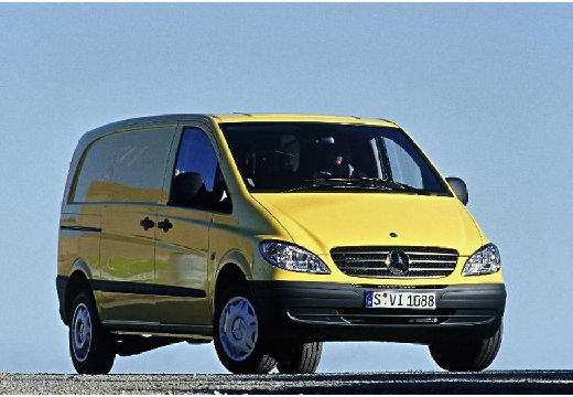 Mercedes-Benz Vito 126 2010 photo - 11