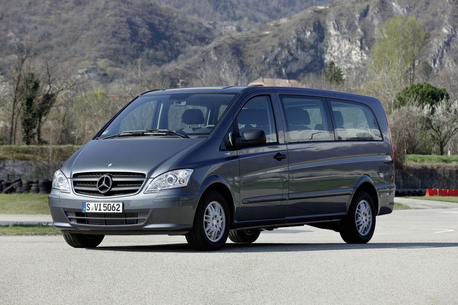 Mercedes-Benz Vito 126 2010 photo - 12