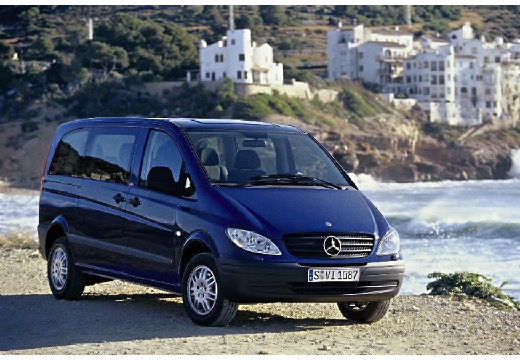 Mercedes-Benz Vito 126 2010 photo - 7
