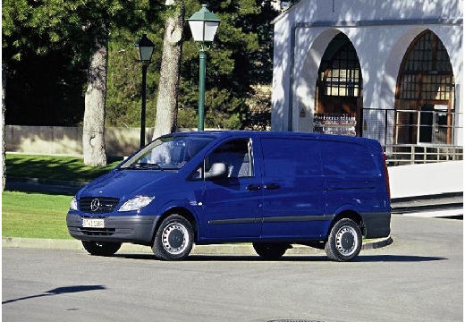 Mercedes-Benz Vito 126 2010 photo - 9