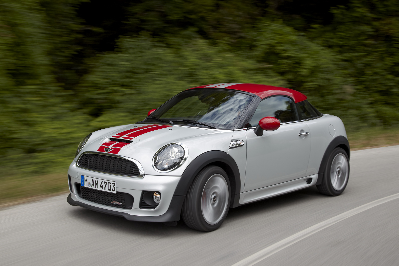 Mini Coupe 1.6 2012 photo - 2