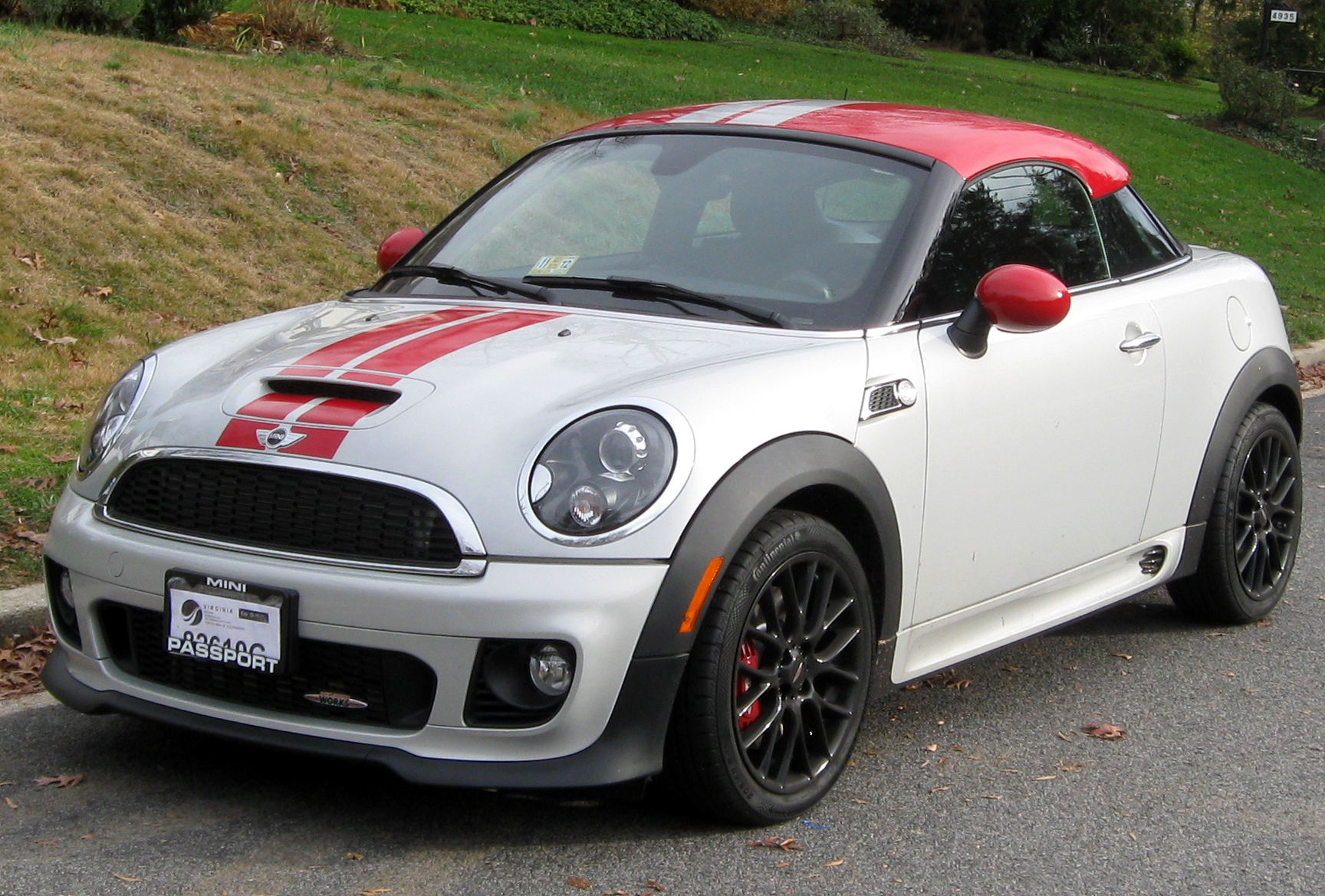Mini Coupe 1.6 2012 photo - 8