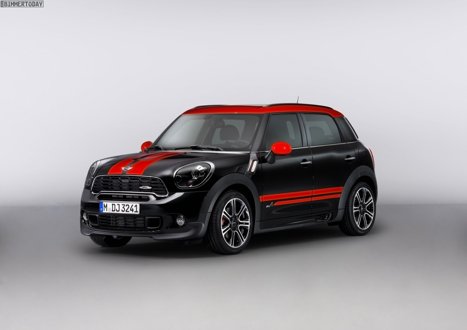 Mini John Cooper Works 1.6 2012 photo - 10