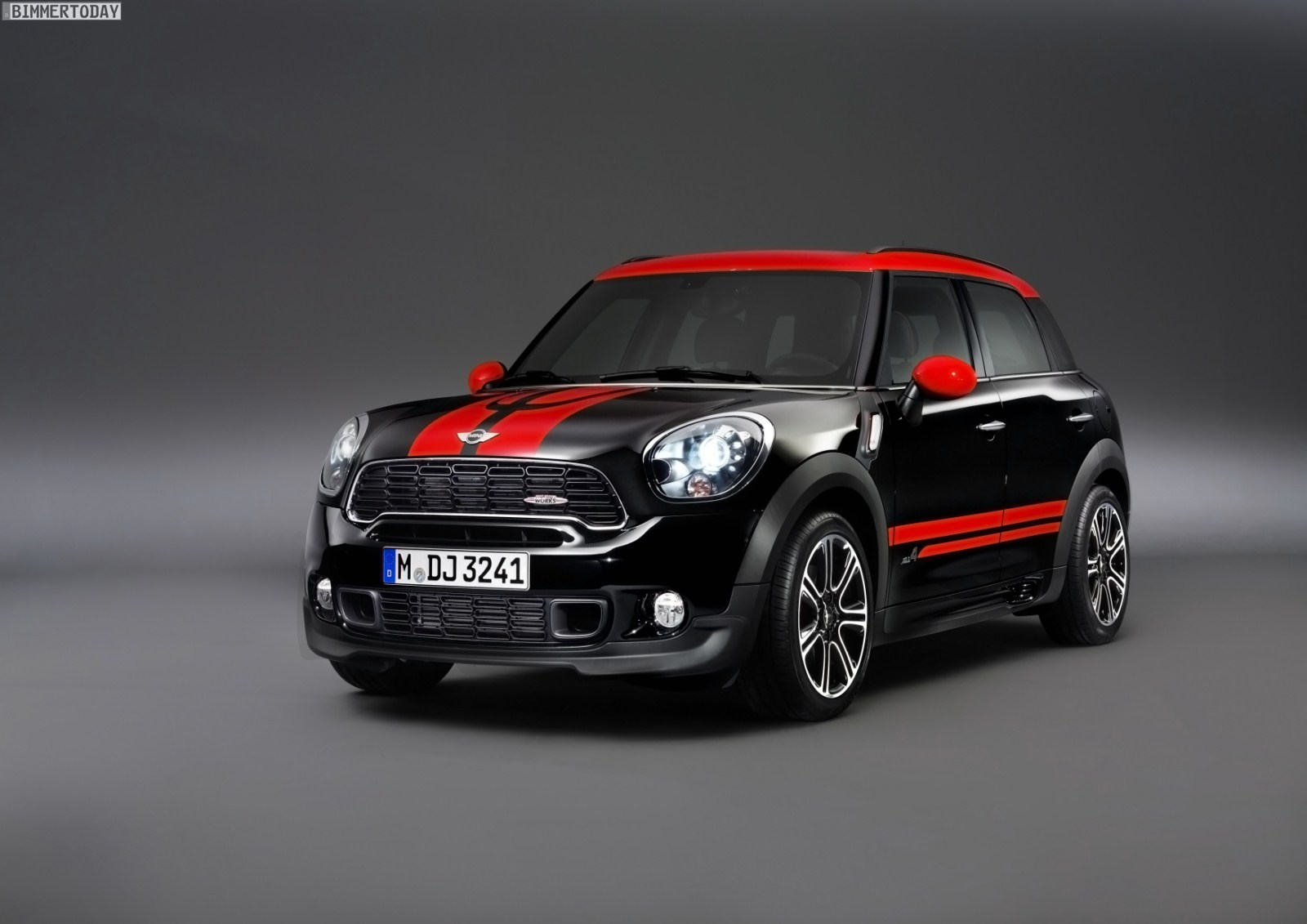 Mini John Cooper Works 1.6 2012 photo - 12
