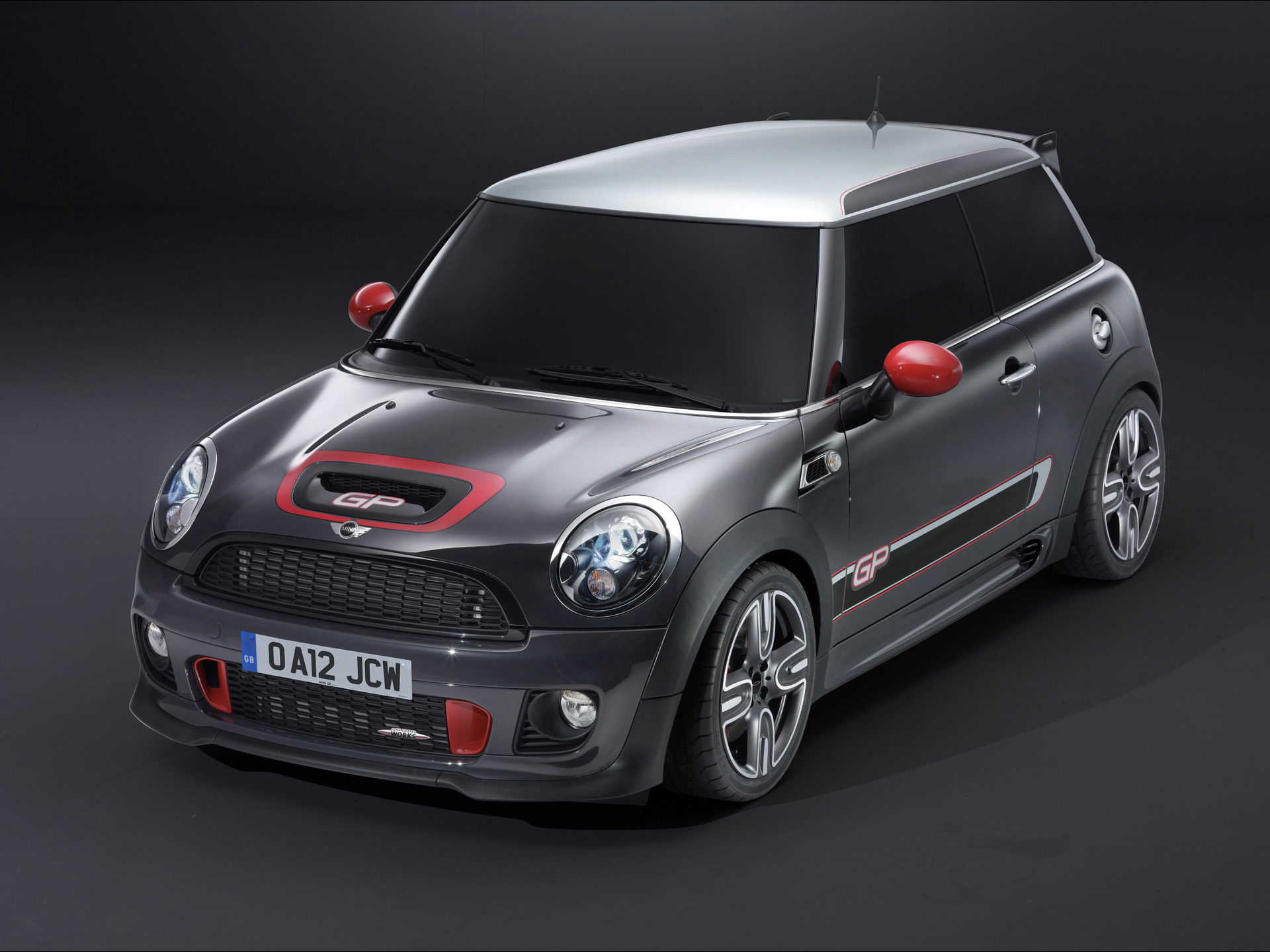 Mini John Cooper Works 1.6 2012 photo - 5