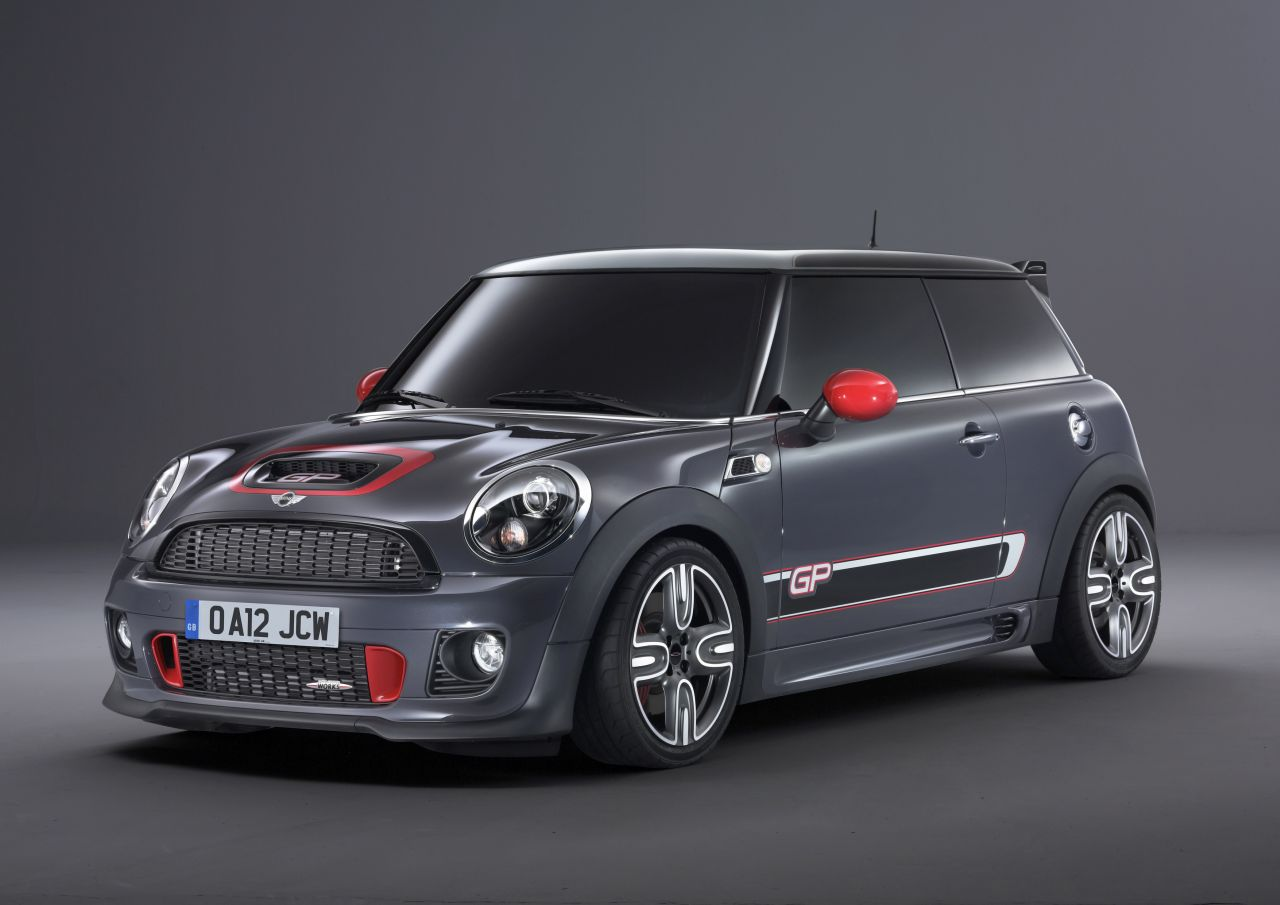Mini John Cooper Works 1.6 2012 photo - 6