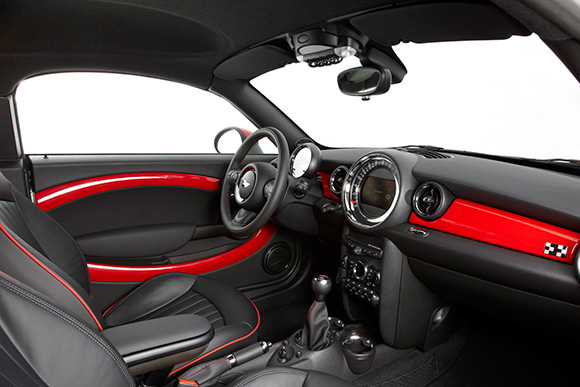 Mini John Cooper Works 1.6 2012 photo - 7